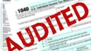 will you be audited