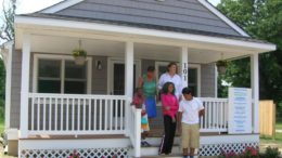 New Habitat Home in Whitesboro