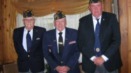 John Fallon of Avalon  Receives France's Legion of Honor