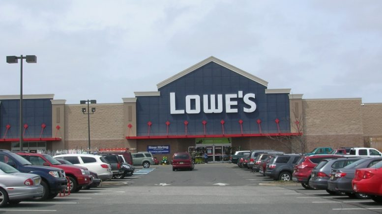 Lowe's Fined $500,000 for Home Renovation Work Involving Lead Dust