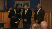 'Butch' Hamer Honored For His Work in Middle Township  and Community