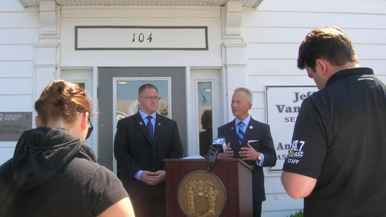 Task Force to Recommend Economic Improvements in Cape May, Cumberland and Atlantic Counties