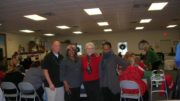 Middle Township Senior Center's Holiday Party