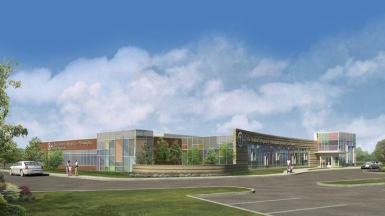 CHOP Opens $19 8 Million Specialty Care Center in Plainsboro