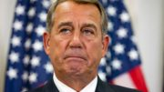 John Boehner to Step Down as House Speaker at the End of October.