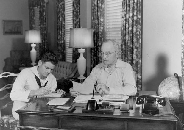 There Was Only One Harry Truman -- And We'll Never See His Like Again