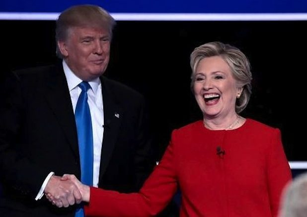The Clinton-Trump Debate