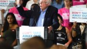 Bernie Sanders Blasts The New Health Care Act